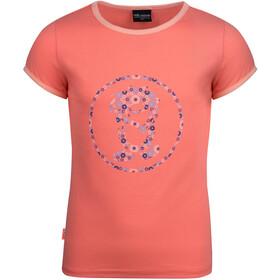 TROLLKIDS Flower Troll T-Shirt Girls, rood